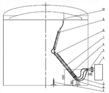 样器结构示意图